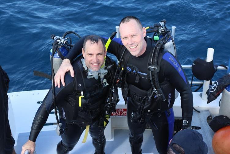 海へ出かけよう!!5月24日は「スクーバダイビングの日」