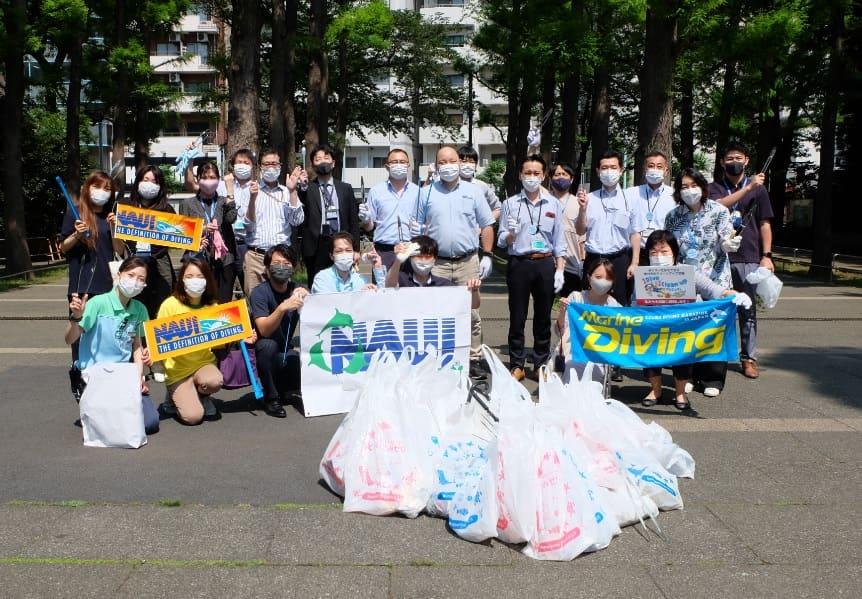 日本財団と環境省の共同プロジェクト「海ごみゼロウィーク」を開催しました!
