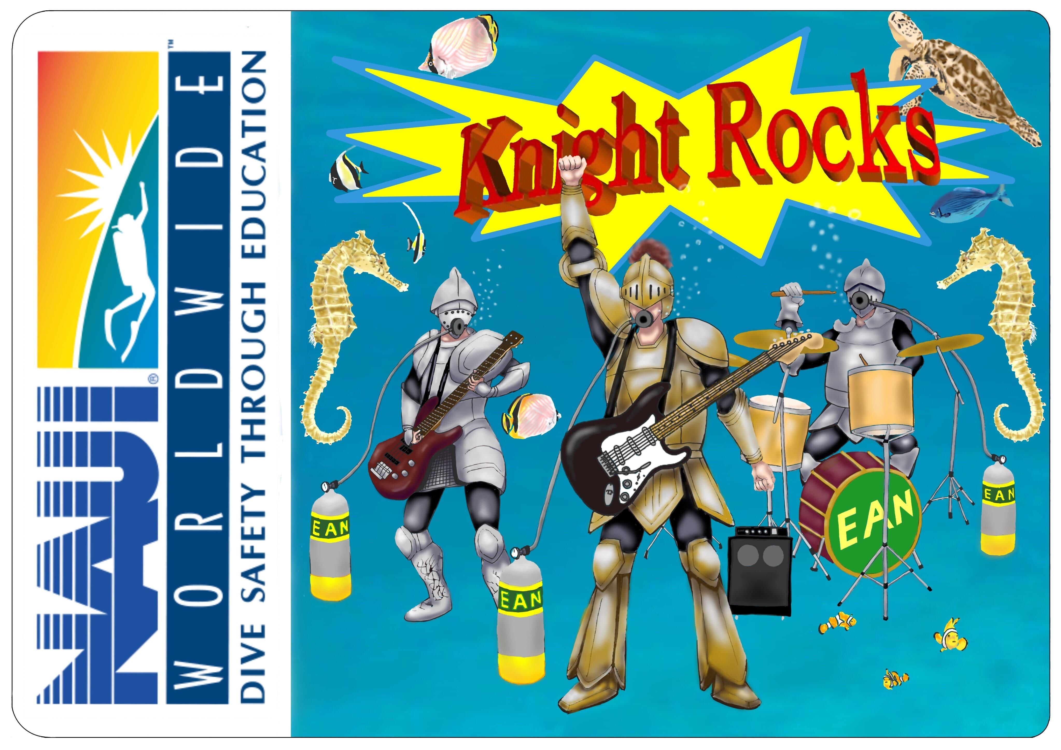 Knight Rocksバンド結成!一夜限りのライブ開催!!